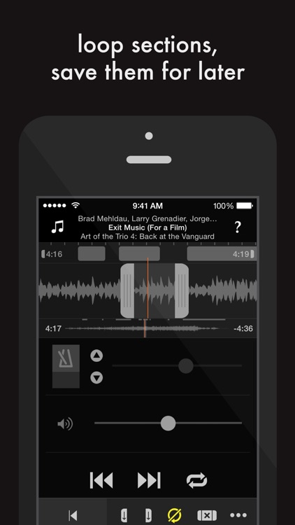 AudioScrub (PLAY Edition)
