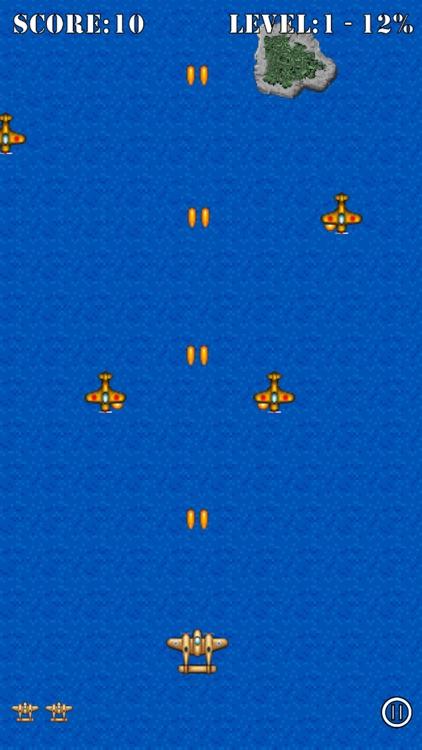 Pacific Wings Classic screenshot-4