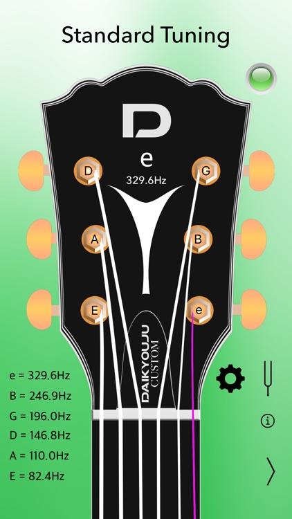Acoustic Guitar Tuner Pro screenshot-0