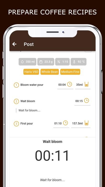 Coffeely - Your Coffee App screenshot-5