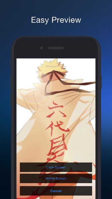 messages.download Cool Wallpapers HD for Naruto software