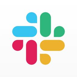 Ícone do app Slack