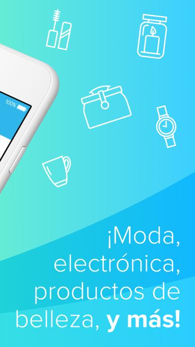 Screenshot for Wish - Comprar es divertido in Chile App Store