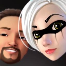 Howl - My 3D Avatar Face Emoji