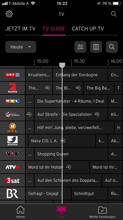 magenta tv mobil