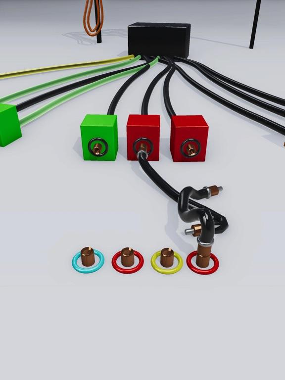 Ipad Screen Shot Neon Connect 4
