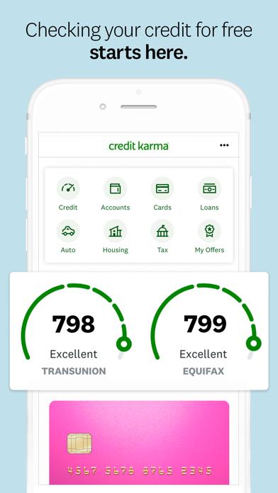 Credit Karma - Free Credit Scores, Reports & Monitoring screenshot