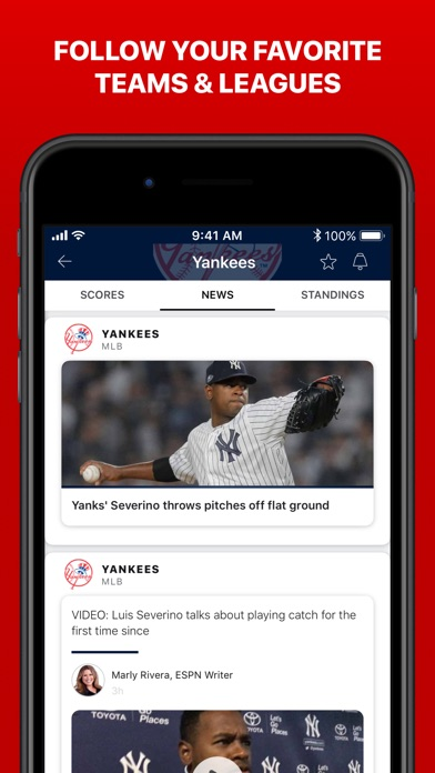 ESPN: Live Sports & Scores-9