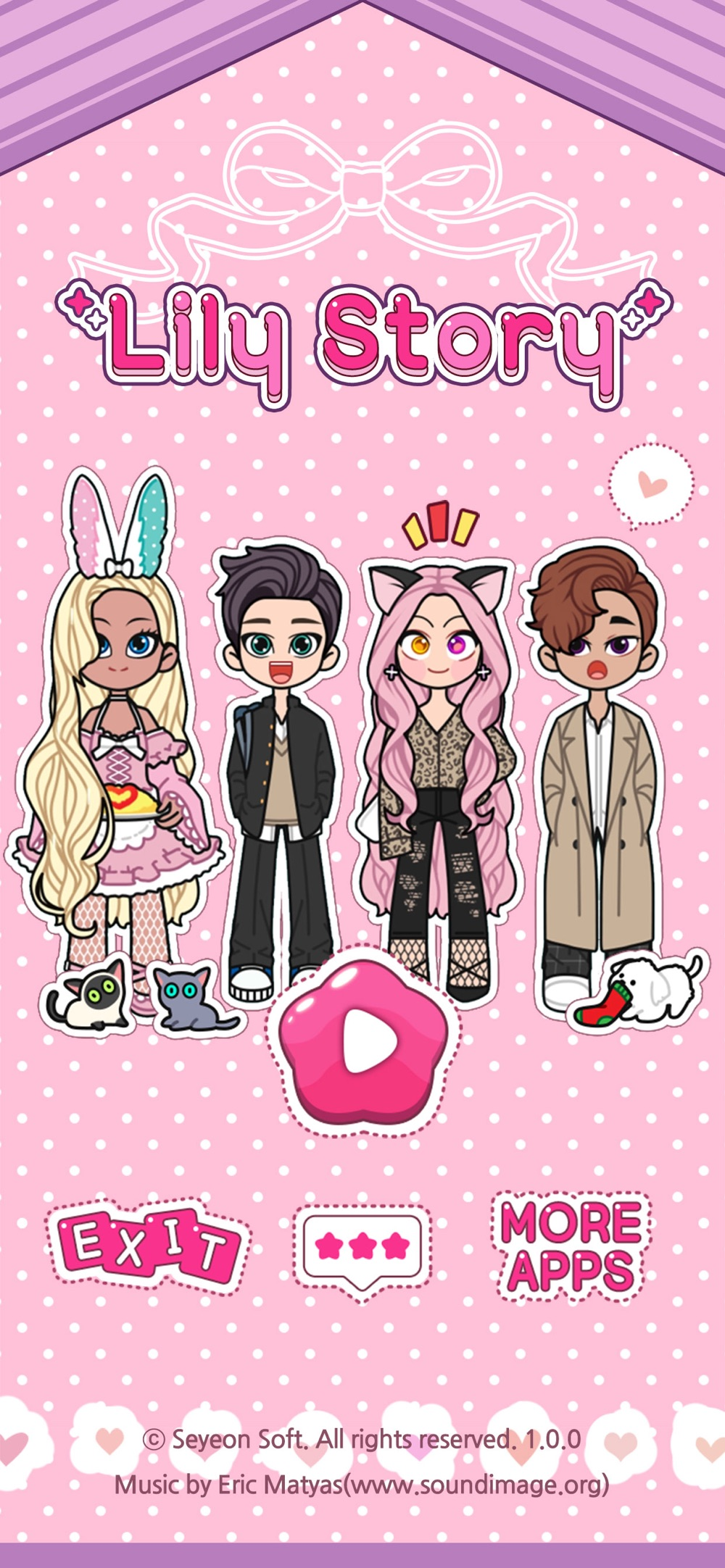 Lily Story : Dress Up Game Cheat Codes