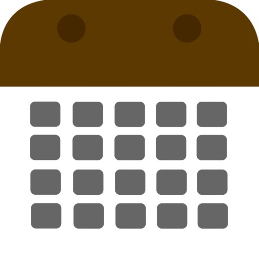Simple Calendar for Your Dog