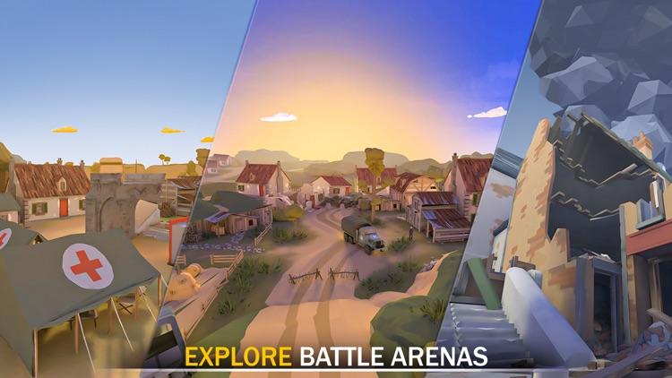 War Ops: WW2 Gun Shooting Game screenshot-4
