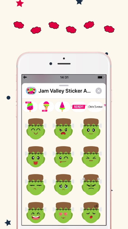 Jam Valley Sticker Academy screenshot-4