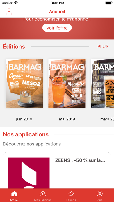BARMAG Screenshot