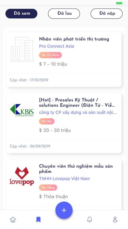 Tìm việc làm và tuyển dụng 365 screenshot-3