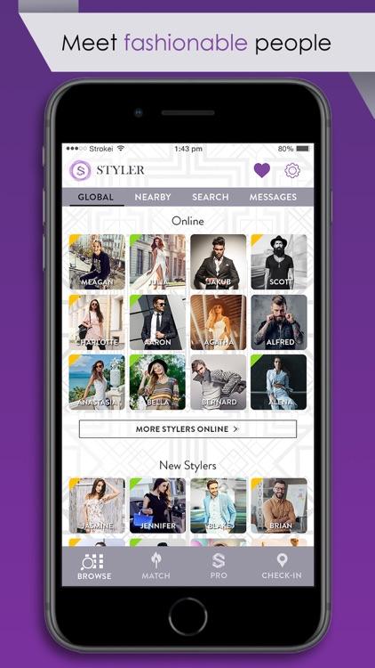 Styler - Fashion & Dating