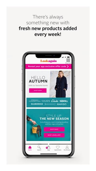 Look Again - Fashion and Home screenshot one