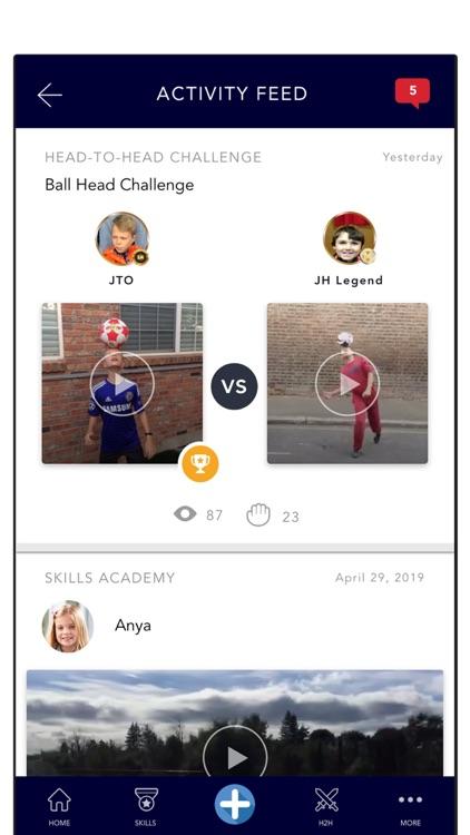 TopYa! Soccer screenshot-4