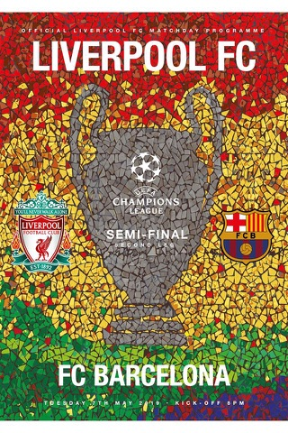 Liverpool FC Programmes - náhled