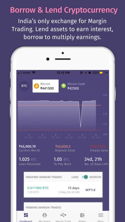BitBnS-Crypto Trading Exchange screenshot-3
