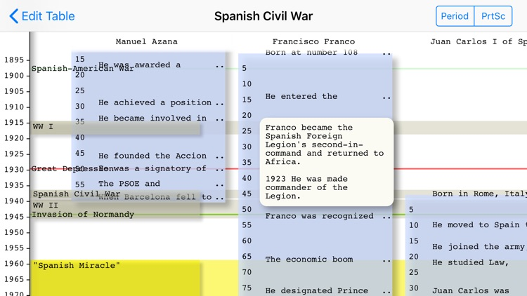 Chronica 2  -  History Tool screenshot-5