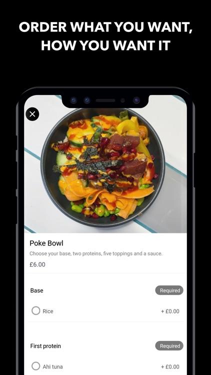 Eatable: Mobile Ordering