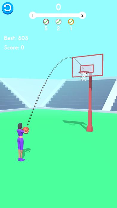 Ball Pass 3D screenshot 1