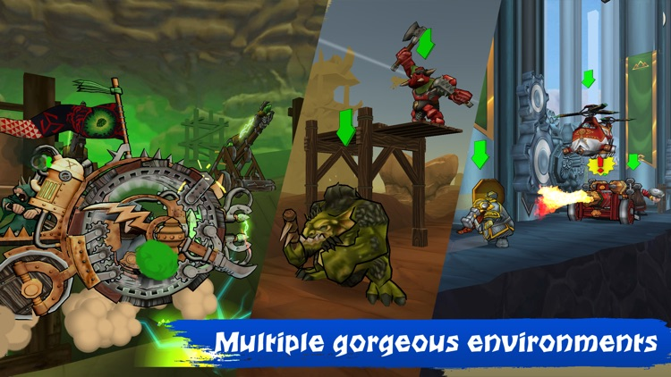 Warhammer: Doomwheel screenshot-3