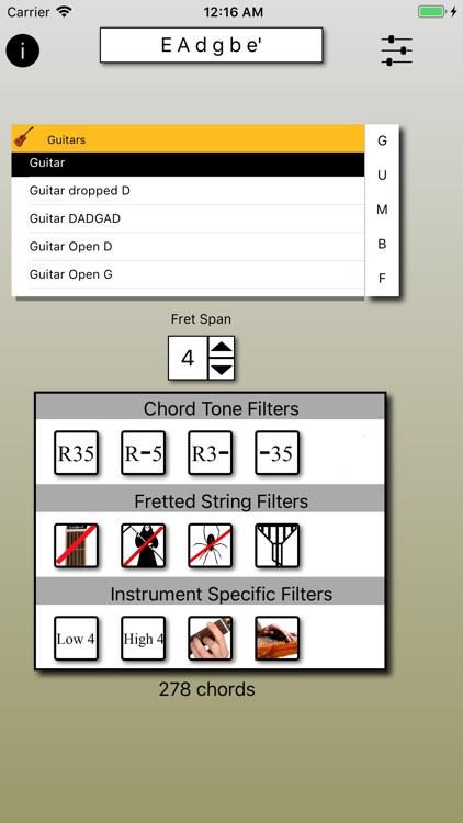 Chord Calculus screenshot-5