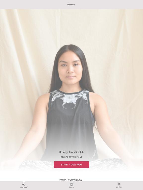 HaMy Yoga screenshot 5