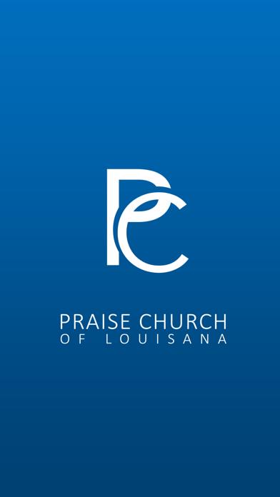 Praise Church of Louisiana App screenshot 1