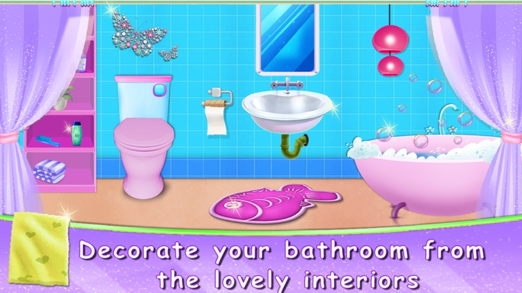 Doll Home - Decoration Game screenshot-3