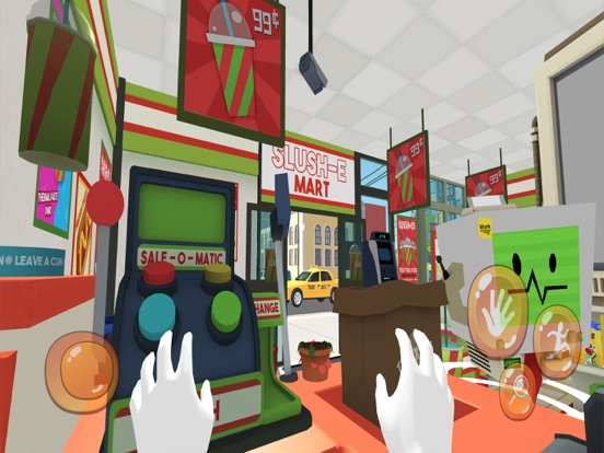 Slush'E'Mart - Job Simulator screenshot 11