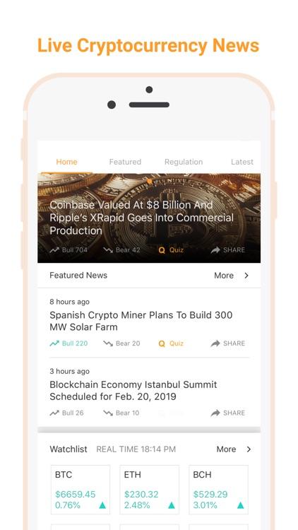Berminal-Bitcoin & Crypto News screenshot-0