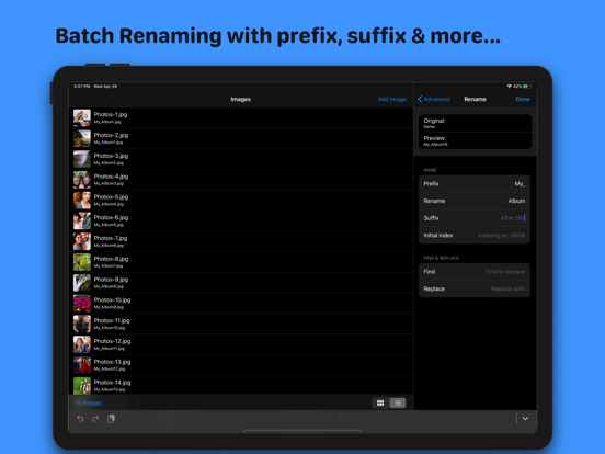 RepixPro Screenshots