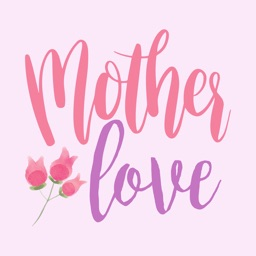 Mother Love Animated Stickers