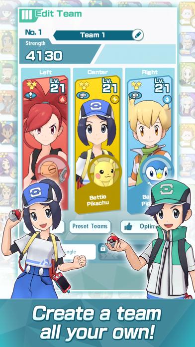 Pokémon Masters for windows pc