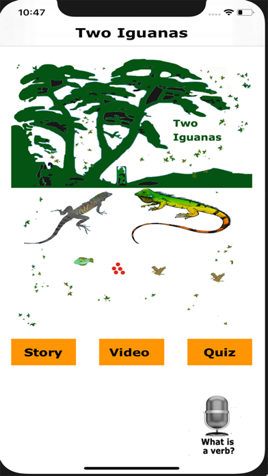Two Iguanas 2