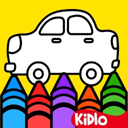 Kidlo Coloring Games for Kids