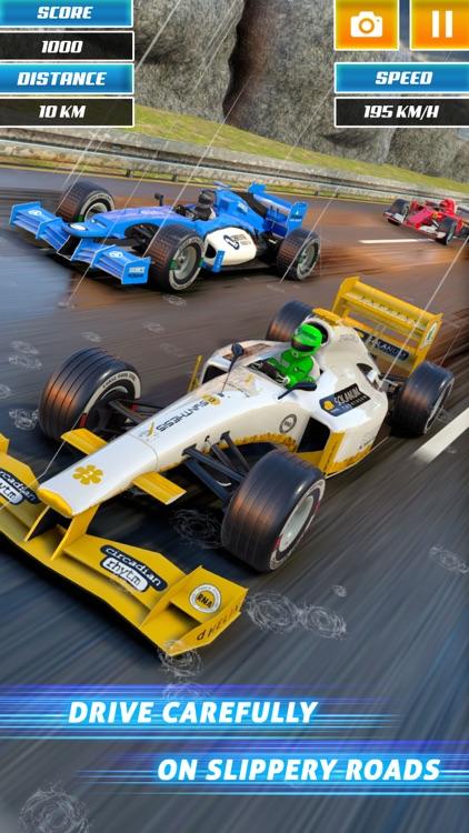 Formula Car Highway Racing 20 screenshot-4