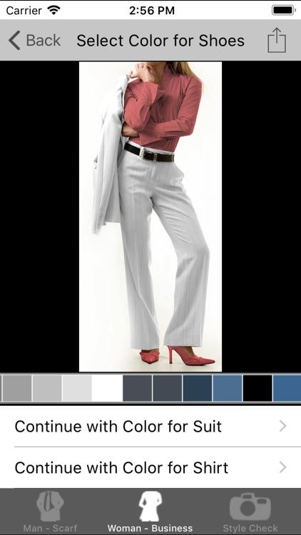 Dress Guide Pro - Color Match screenshot-3