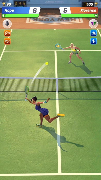 Tennis Clash:Game of Champions wiki review and how to guide