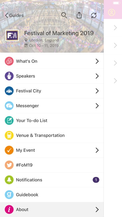 Festival of Marketing screenshot three