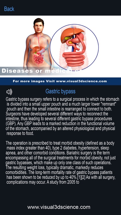 My Digestive System Anatomy screenshot-4