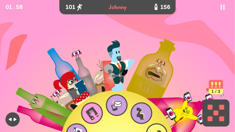 King of Booze 2: Drinking Game screenshot-3