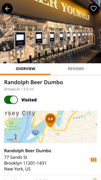 Brewee - breweries navigator screenshot-3