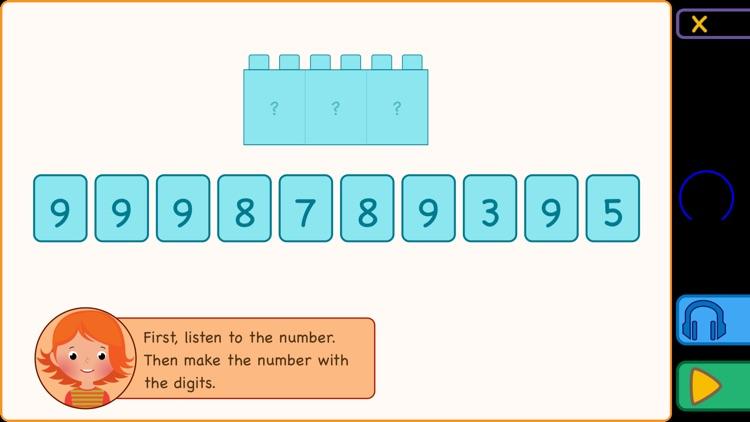 Numbers on Bricks screenshot-3