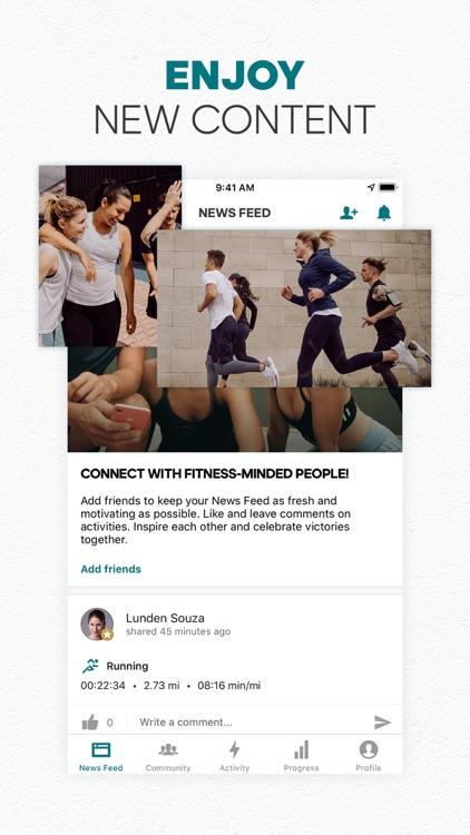 adidas Runtastic Running App screenshot-0