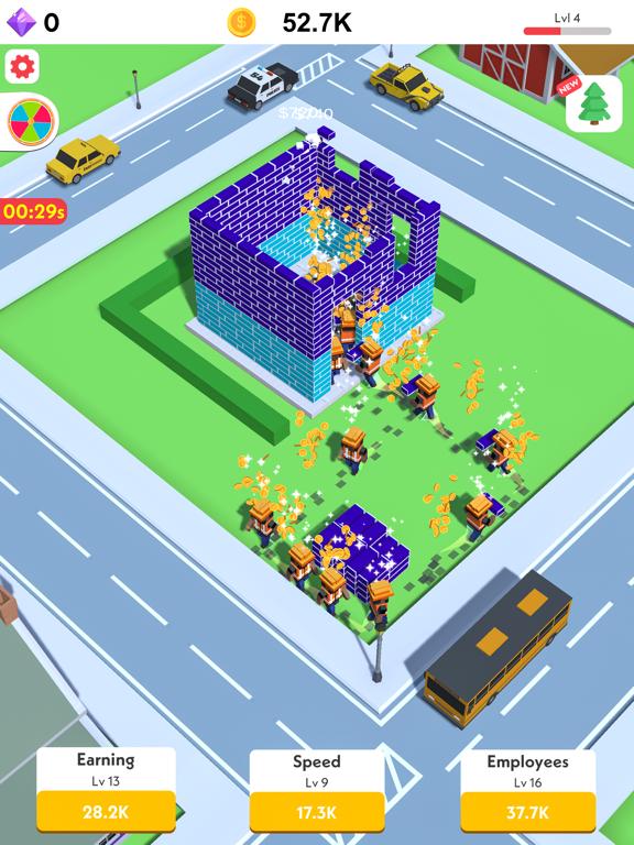 Idle Construction 3D screenshot 10