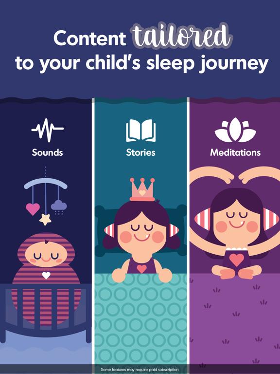 Budge Bedtime Stories & Sounds screenshot 15