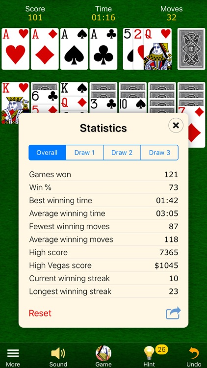 Solitaire by Logify screenshot-6